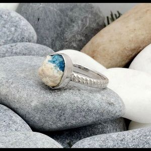 NEW! Canvansite Crystal Ring